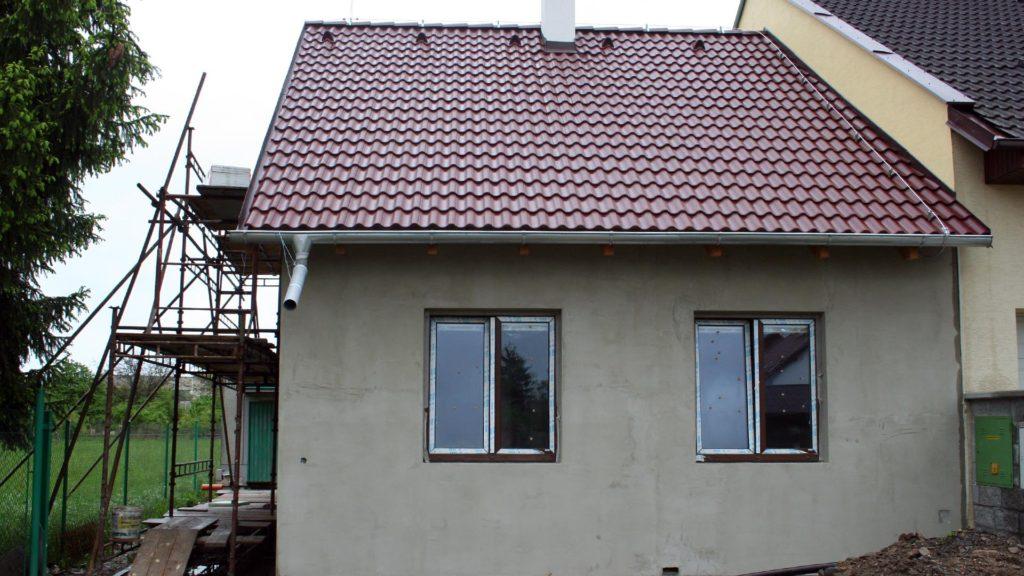 Realizace novostavba RD ul. Revoluční Olomouc