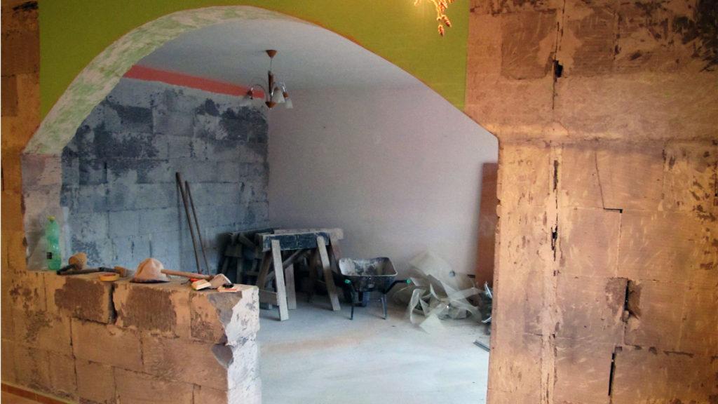 Rekonstrukce RD ul. Revoluční Olomouc